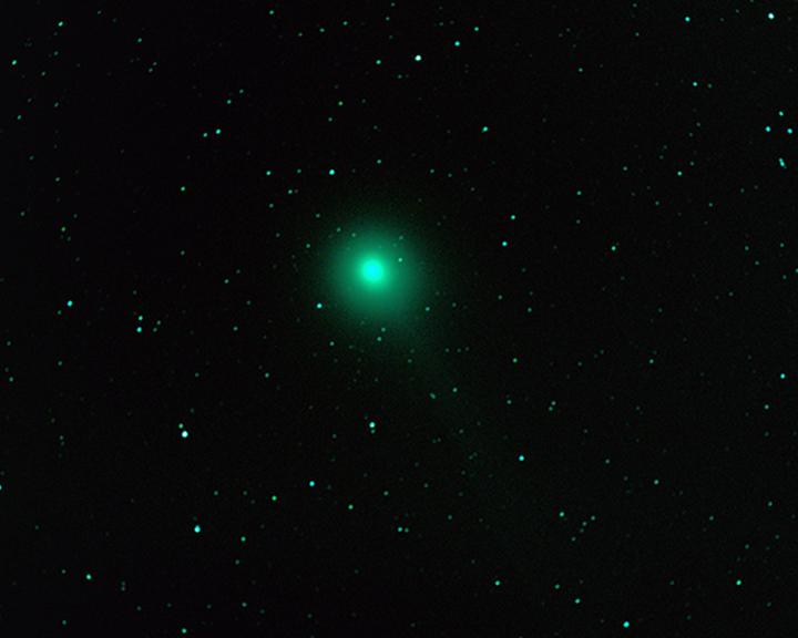 Comet Lovejoy, NP-101, Canon T5i
