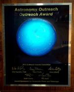 The Outreach Oscar