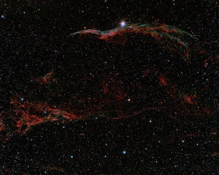 NGC6960, The Western Veil, AP130EDFGT, Canon 6D